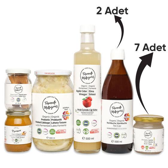 Fermente Mutfağım - Bağışıklık ve Oruç Paketi
