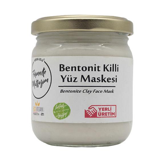 Bentonit Killi Yüz Maskesi 200 ml