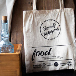Fermente Mutfağım - Bez Çanta (1)