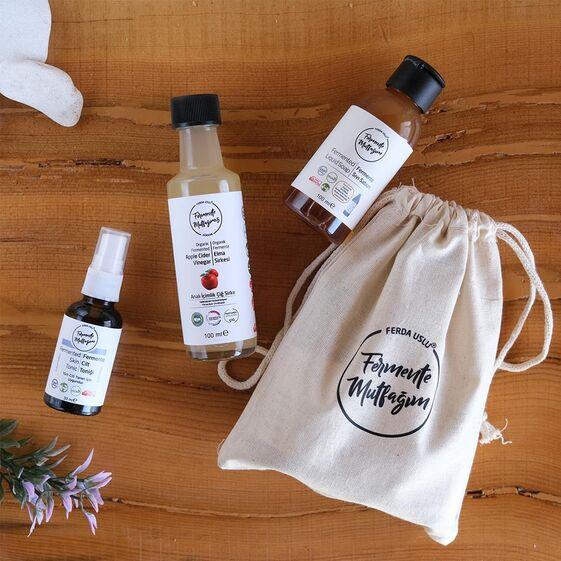 Fermente Mutfağım - Çanta İçi Mini Paket (1)