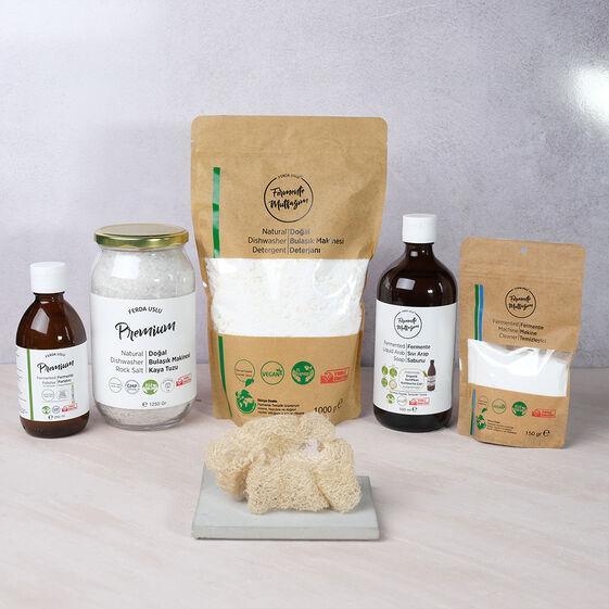 Fermente Mutfağım - Fermente Bulaşık Makinesi Paketi (1)