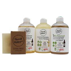 Fermente Mutfağım - Fermente Temizlik Sabunları Seti