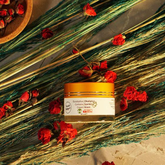 Fermente Mutfağım - Isıtıcı Okaliptus Kremi 30 ml (1)