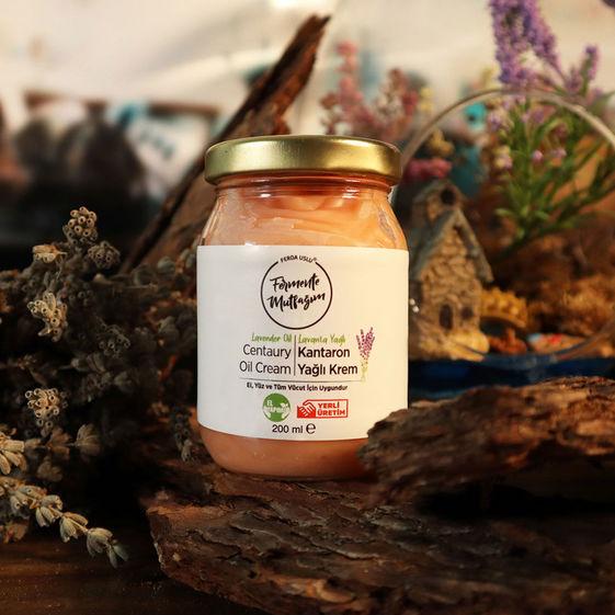 Fermente Mutfağım - Kantaron Yağlı Krem 200 ml (1)