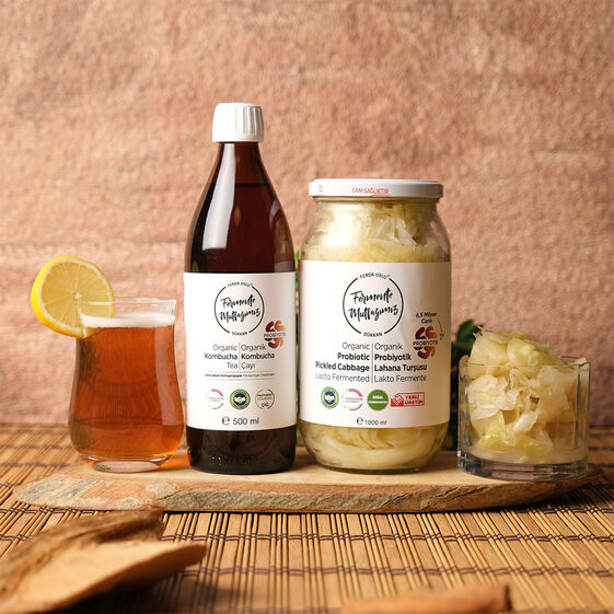 Fermente Mutfağım - Kargo Bizden Probiyotik Paketi (1)