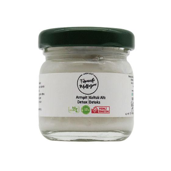 Fermente Mutfağım - Koltuk Altı Detoks Maskesi