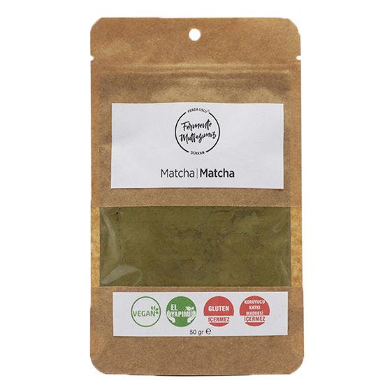 Fermente Mutfağım - Matcha