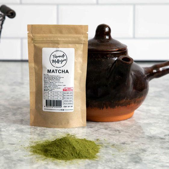 Fermente Mutfağım - Matcha (1)