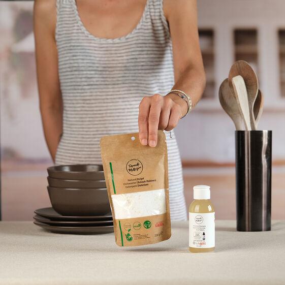 Fermente Mutfağım - Mini Bulaşık Makinesi Seti (1)