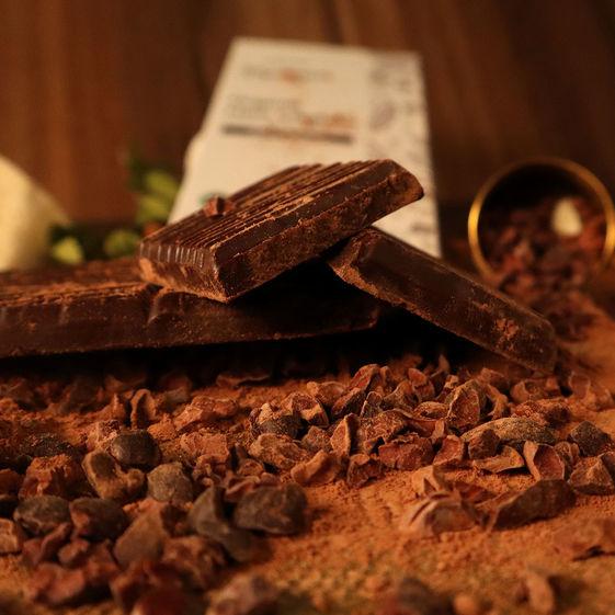 Fermente Mutfağım - Organik Ham Çikolata (1)