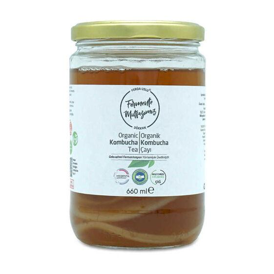 Fermente Mutfağım - Organik Kombucha Mantarı