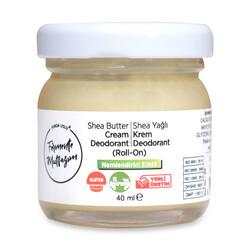 Fermente Mutfağım - Shea Yağlı Krem Deodorant Roll-on 40 ml