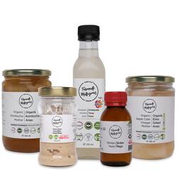 Fermente Mutfağım - Yaşayan Fermente Mayalar Seti